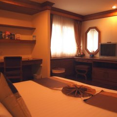 Отель Bliston Suwan Park View 4* Улучшенные апартаменты с различными типами кроватей