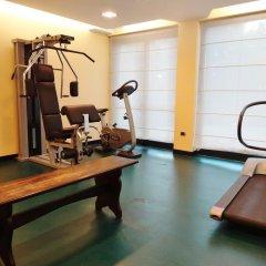 Hotel Tiffany Milano Треццано-суль-Навиглио фитнесс-зал фото 2