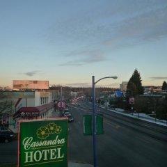 Отель Cassandra Hotel Канада, Ванкувер - отзывы, цены и фото номеров - забронировать отель Cassandra Hotel онлайн