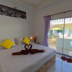 Отель Baan Chaylay Karon 3* Стандартный номер разные типы кроватей фото 4