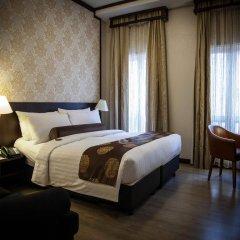 Albert Court Village Hotel by Far East Hospitality 4* Люкс с различными типами кроватей фото 3