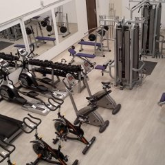 Отель Pensión Astigarraga Эрнани фитнесс-зал фото 2