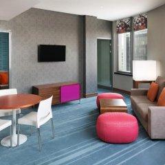 Отель Aloft Riyadh 5* Стандартный номер с различными типами кроватей фото 2