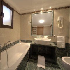 Отель Galileo Италия, Рим - 4 отзыва об отеле, цены и фото номеров - забронировать отель Galileo онлайн ванная фото 3