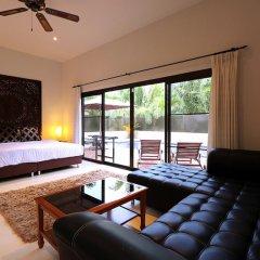 Отель PHUKET CLEANSE - Fitness & Health Retreat in Thailand Стандартный номер с двуспальной кроватью фото 16
