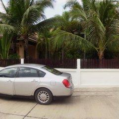Отель Villa Chomphoo парковка