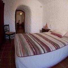 Отель Cuevas Blancas комната для гостей фото 2