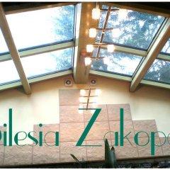 Отель Silesia бассейн