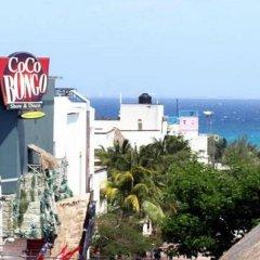 Hotel El Campanario Studios & Suites пляж