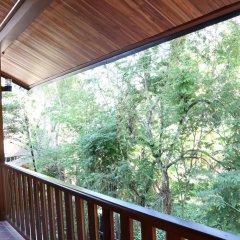 Отель Villa Oasis Luang Prabang балкон