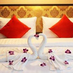Krabi City View Hotel 3* Номер Делюкс с различными типами кроватей фото 10