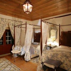 Hotel Rural Casa Viscondes Varzea 4* Стандартный семейный номер разные типы кроватей фото 3