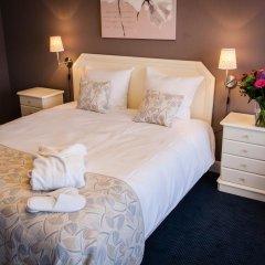 First Euroflat Hotel 4* Номер Бизнес с различными типами кроватей
