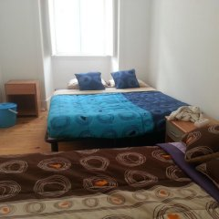 Lisbon Gambori Hostel комната для гостей фото 2