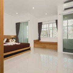 M.U.DEN Patong Phuket Hotel 3* Номер Делюкс двуспальная кровать фото 6