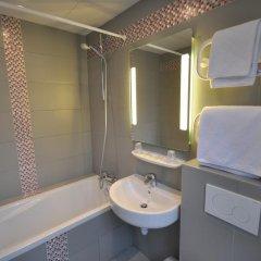 Grand Hotel de Turin 3* Стандартный номер разные типы кроватей фото 8