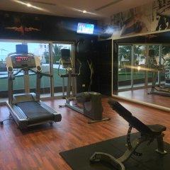 Отель Suites Malecon Cancun фитнесс-зал фото 3