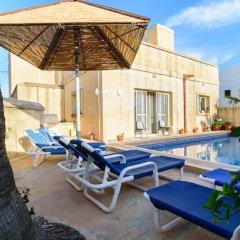 Отель Villa Al Faro бассейн фото 2