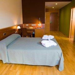 Отель Oca Golf Balneario Augas Santas 4* Стандартный номер с различными типами кроватей фото 4
