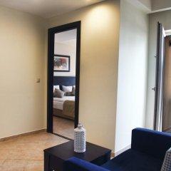 Yasmin Bodrum Resort 5* Стандартный семейный номер с двуспальной кроватью фото 5
