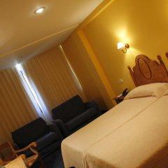Hotel Edelweiss Candanchu 3* Стандартный семейный номер с двуспальной кроватью фото 6