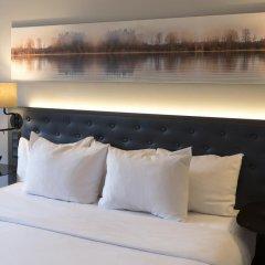 Отель Hilton Helsinki Strand 4* Представительский номер с двуспальной кроватью фото 5