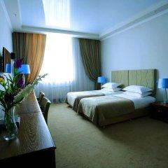 Отель Иртыш Павлодар комната для гостей фото 4