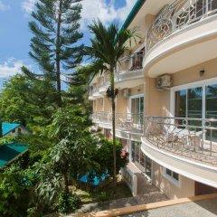 Отель Patong Rai Rum Yen Resort 3* Апартаменты с двуспальной кроватью фото 4