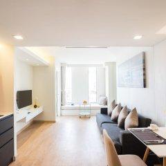 At Mind Premier Suites Hotel 3* Улучшенная студия с различными типами кроватей фото 9
