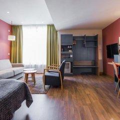 Отель Hotell Bondeheimen 3* Номер Делюкс с различными типами кроватей фото 6