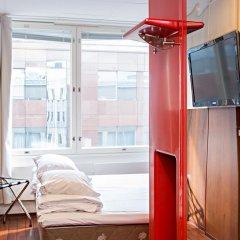 Omena Hotel Helsinki Lonnrotinkatu Хельсинки комната для гостей фото 3