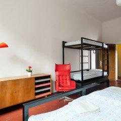 Hostel Fleda Кровать в общем номере фото 3