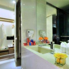 Отель Citrus Sukhumvit 13 by Compass Hospitality 3* Представительский номер с различными типами кроватей фото 6