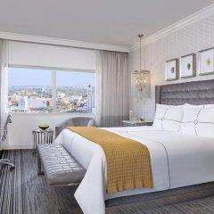 Отель Huntley Santa Monica Beach 4* Стандартный номер с различными типами кроватей фото 4