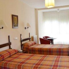 Hotel Termas de Liérganes 3* Стандартный номер с 2 отдельными кроватями фото 11