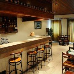 Hotel A Cegonha гостиничный бар