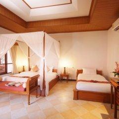 Отель Bhundhari Chaweng Beach Resort Koh Samui Таиланд, Самуи - 3 отзыва об отеле, цены и фото номеров - забронировать отель Bhundhari Chaweng Beach Resort Koh Samui онлайн комната для гостей фото 2