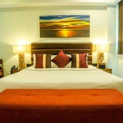 The Somerset Hotel 4* Улучшенный номер с различными типами кроватей фото 22