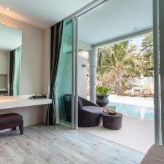 Отель Sarikantang Resort And Spa 3* Номер Делюкс с различными типами кроватей фото 17