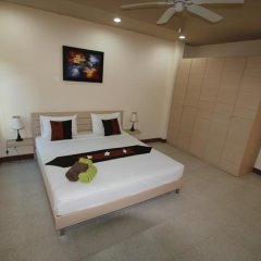 Отель Babylon Pool Villas 3* Студия Делюкс с различными типами кроватей фото 25