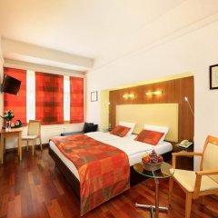 Hotel Ametyst 4* Стандартный номер с различными типами кроватей фото 4