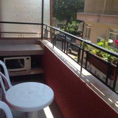 Отель Serbezovi Guest House Поморие балкон