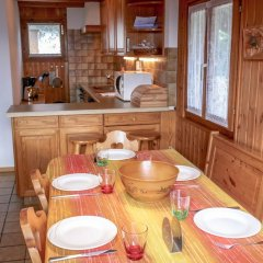 Отель Holiday home Lao-Lao Haute Nendaz Нендаз в номере