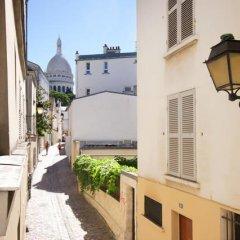 Отель Appartement Saint Rustique Франция, Париж - отзывы, цены и фото номеров - забронировать отель Appartement Saint Rustique онлайн балкон