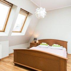 Отель LeoApart Апартаменты с различными типами кроватей фото 27