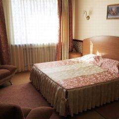 Отель Вега Иркутск комната для гостей фото 3