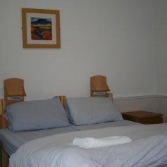 Glasgow Youth Hostel Стандартный номер с различными типами кроватей фото 9