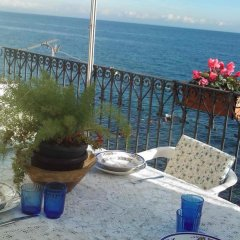 Отель Casa Stile Montalbano Джардини Наксос балкон