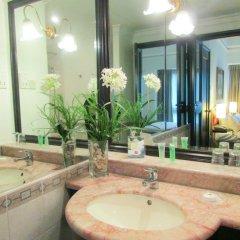 Апартаменты Orange Grove Service Apartment by ST Residences ванная