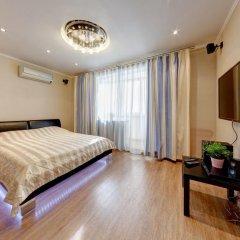 Апартаменты ИннХоум на Российской 167 Улучшенные апартаменты с различными типами кроватей фото 14